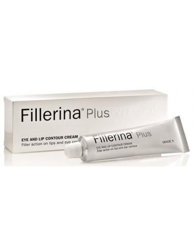 Fillerina Plus Crema contur ochi si buze Gradul 5 x 15 ml