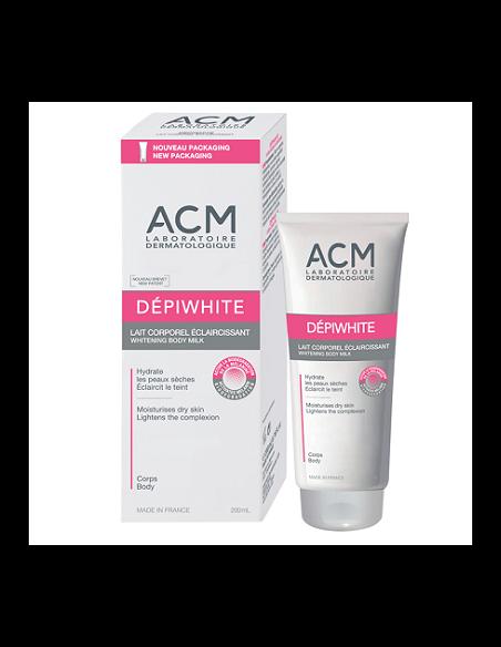 ACM Depiwhite Lapte de corp cu efect de albire x 200 ml
