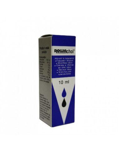 Rowachol x 10 ml picături orale
