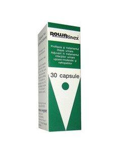 Rowatinex x 30 capsule moi gastrorezistente