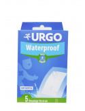 Urgo Waterproof Plasturi 10x6 x 5 buc