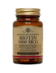 Solgar Biotin 1000 mcg x 50cps