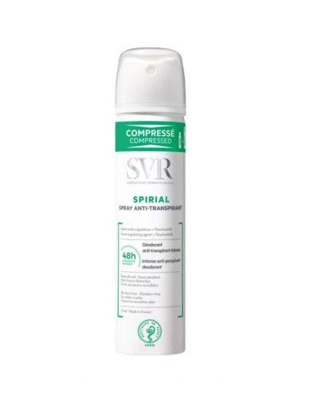 SVR Spirialspray antitranspirant 75ml