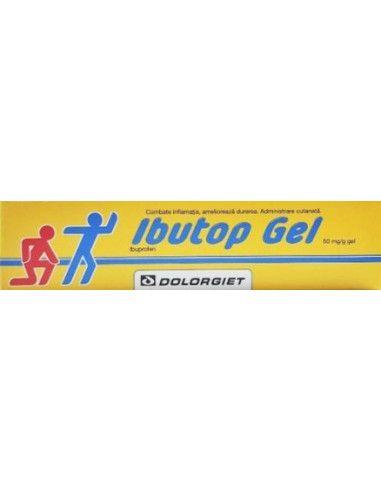 Ibutop gel 50mg/g  100g