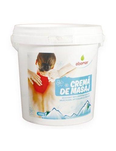 Crema de masaj Abemar 1kg