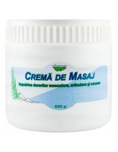 Crema de masaj Abemar 500g