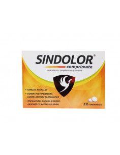 Sindolor x12 comprimate