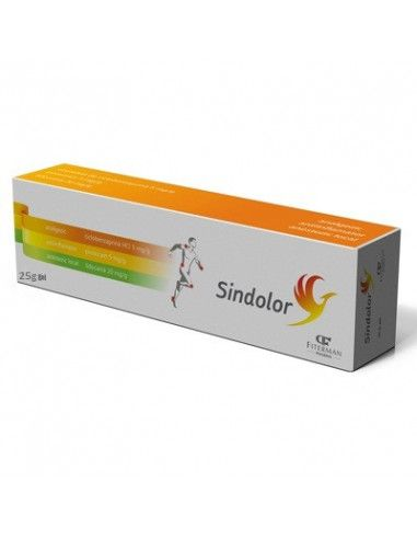 Sindolor x 25g gel