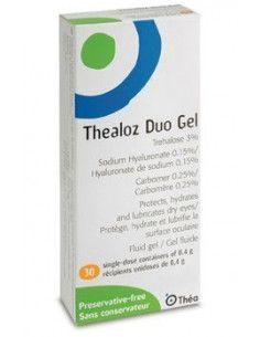 Thealoz Duo Gel x 30 monodoze