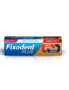 Fixodent Plus Best Hold 40g