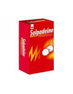 Solpadeine x 12 comprimate efervescente