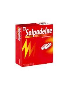 Solpadeine x 12 comprimate
