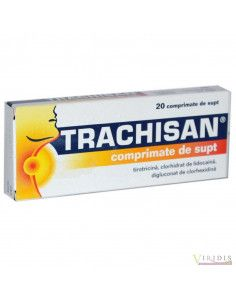 Trachisan x 20 comprimate