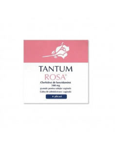 Tantum Rosa pulbere 500mg x...