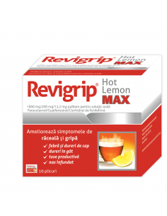 Revigrip Hot Lemon Max x 10...