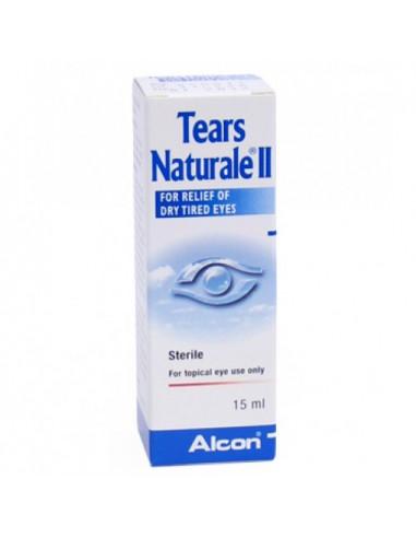 Tears Naturale II x 5ml picături oftalmice