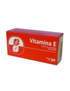 Vitamina E 100mg Biofarm x 30 capsule moi