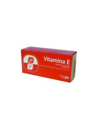 Vitamina E 100mg x 30 capsule moi