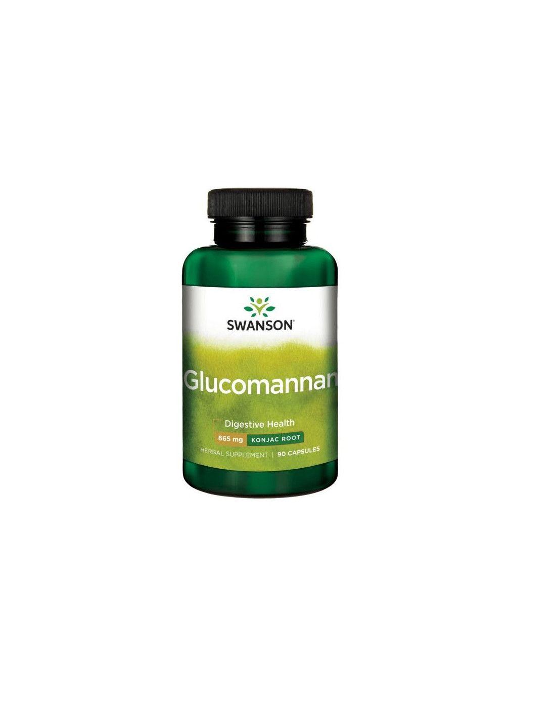 glucomannan studiu de pierdere în greutate