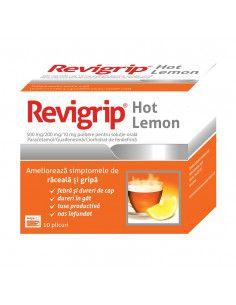 Revigrip Hot Lemon 10 plicuri
