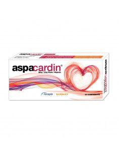 Aspacardin, 30 comprimate