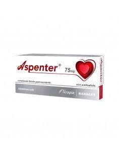 Aspenter 75mg, 28 comprimate