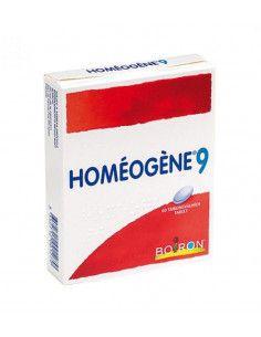 Homeogene 9 x 60 comprimate