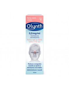 Olynth 0,5mg/ml spray nazal...