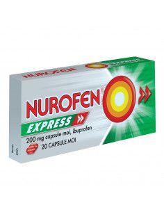 Nurofen Express 200mg 20...
