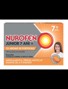 Nurofen Junior 7ani+ 100mg...