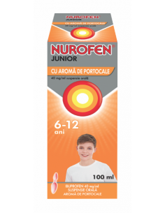 Nurofen Junior 200mg/5ml...