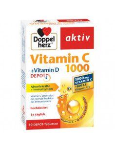 Doppelherz Aktiv Vitamina C...