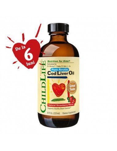 Secom Cod Liver Oil 237 ml