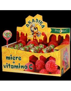 Akadika miere si vitamina C...