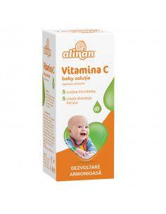 Alinan Vitamina C pentru...