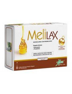 Melilax cu propolis Adulţi 60g x 6 microclisme