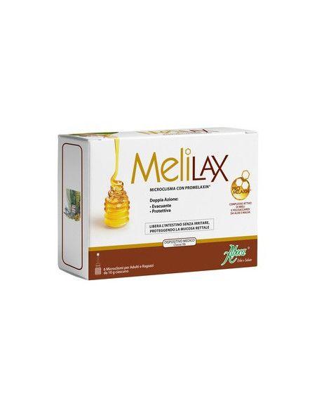 Melilax cu propolis Adulţi 10g x 6 microclisme