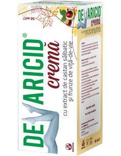 Biofarm Devaricid crema 50ml