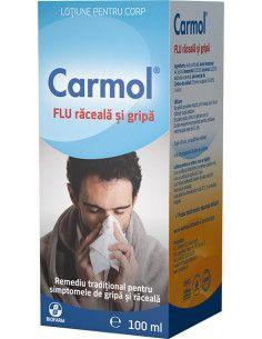 Biofarm Carmol Flu loţiune...