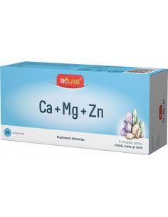 Bioland Calciu + Magneziu +...
