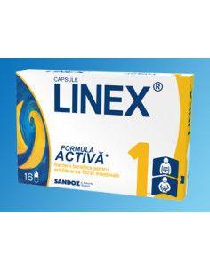 Linex  16 capsule