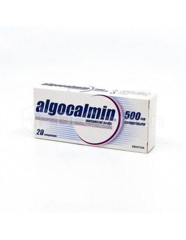 Algocalmin 500mg 20 comprimate