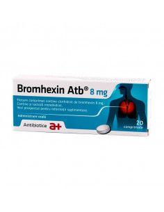 Bromhexin Atb 8mg 20...