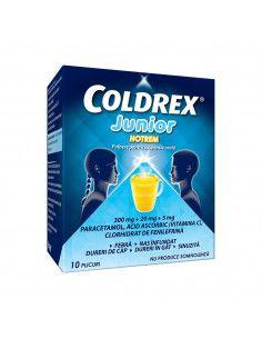 Coldrex Junior Hotrem 10...