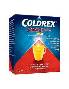 Coldrex Maxgrip Lemon 10...