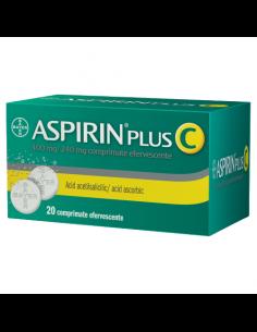 Aspirin Plus C 20...