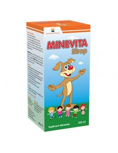 Sun Wave Minevita 200ml Sirop