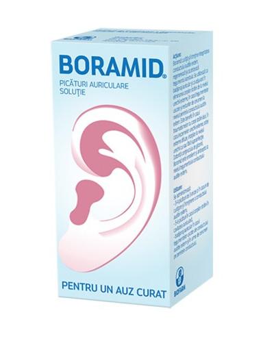 Boramid x 10ml picături auriculare
