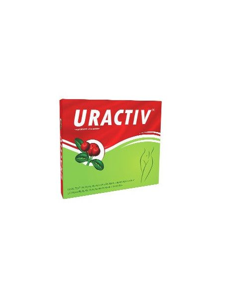Uractiv x 21 capsule