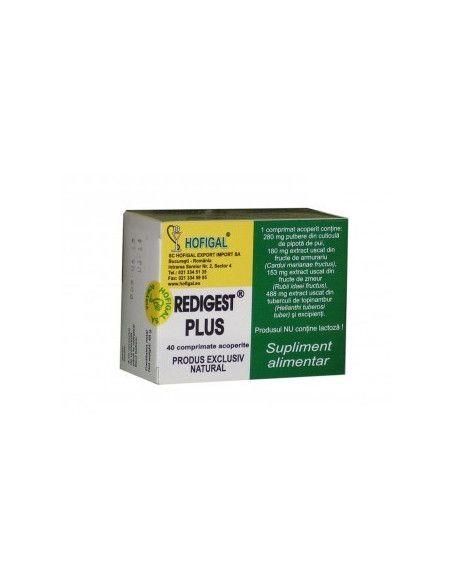 Redigest Plus x 40 comprimate